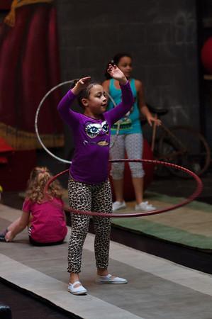 Circus Gevorderd 8+
