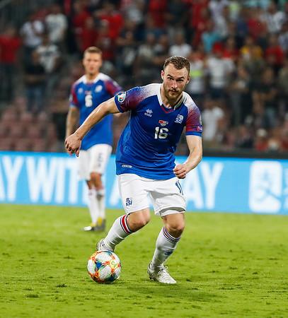 Albanía - Ísland - 10. september 2019