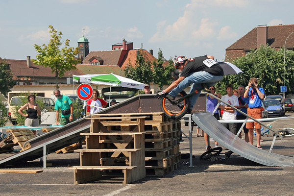 2006, Unicon XIII: Street Comp, Langenthal, Switzerland