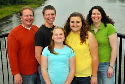 2011 Cox Family
