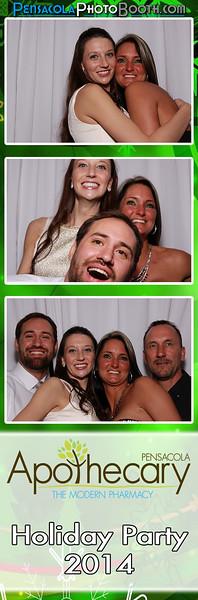 Pensacola Apothecary Holiday Party 12-20-2014