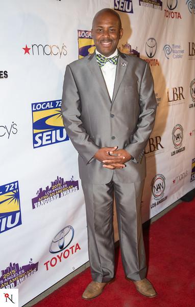 Rev. Al Sharpton's NAN-LA & LBR present  2015 African American Vanguard Awards