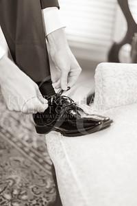 Guys Getting Ready- Annie Siemianowski Mike Asselin Wedding Photos- Sacred Heart Church Springfield, MA/ Hotel Northampton MA