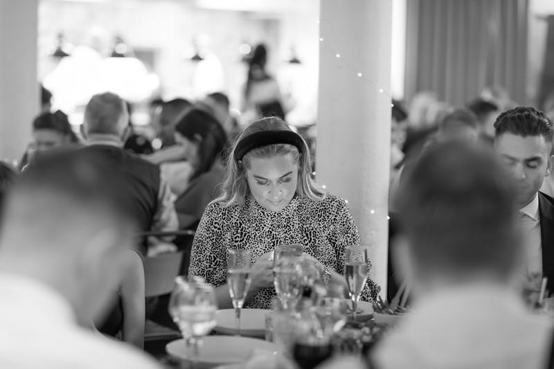 Sammi & Max | Reception