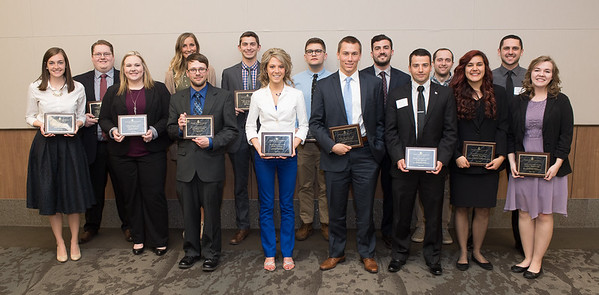 2017 College of Business Awards