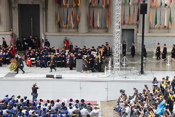 2019/05/21 Engineering Graduation