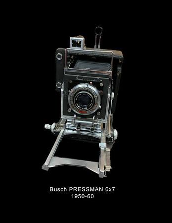 BUSCH Pressman  1950 - 1960