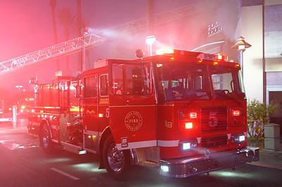 Town Center Incident (LBFD)