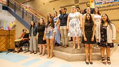 Chorale Showcase 5/15/19