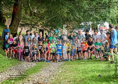 Kids 1K and 2K race