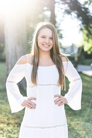 Caroline Cascadden Senior Spotlight