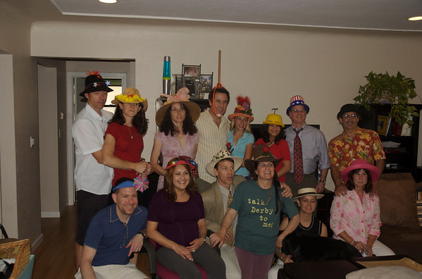 Derby Party 2008