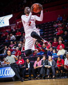 Rutgers 100 vs Davidson 44