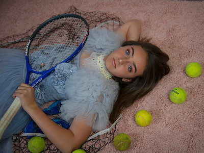 Chloe Sports/Glam Session
