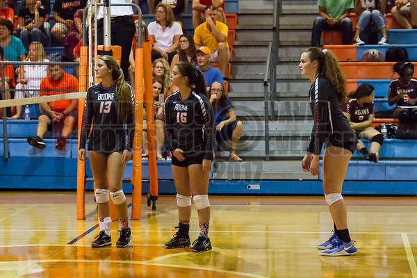 Varsity Volleyball #13 - 2017