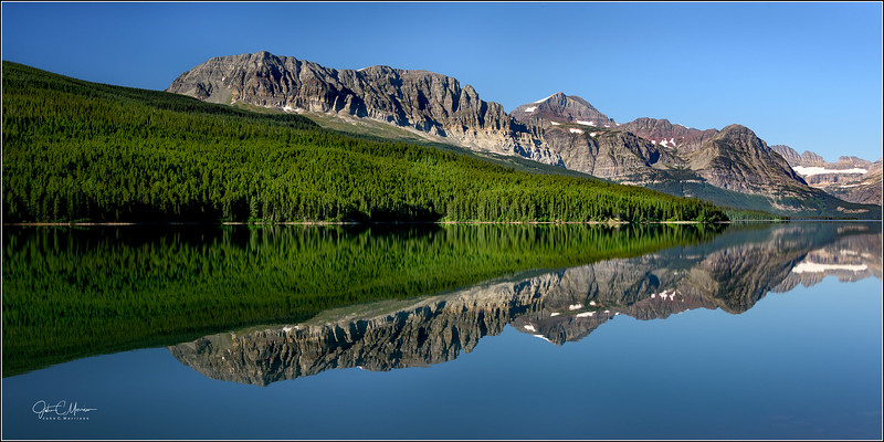 Glacier National Park, July 2017