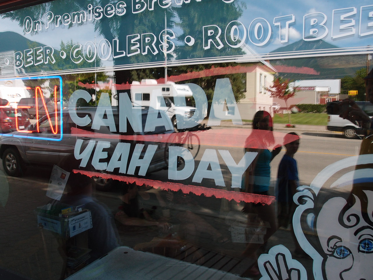 Canada yeah day!