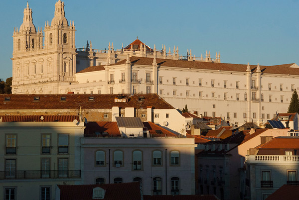 That winter in Lisboa