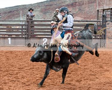 2018 Junior High Rodeo (Saturday) - Saddle Bronc
