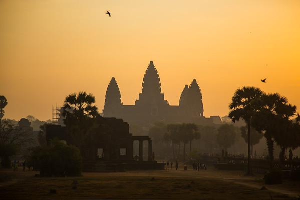 Cambodia - Laos - Thailand