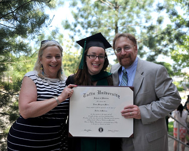 2012 Elinor's Graduation