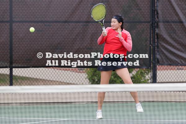2018 Womens Tennis Charlotte