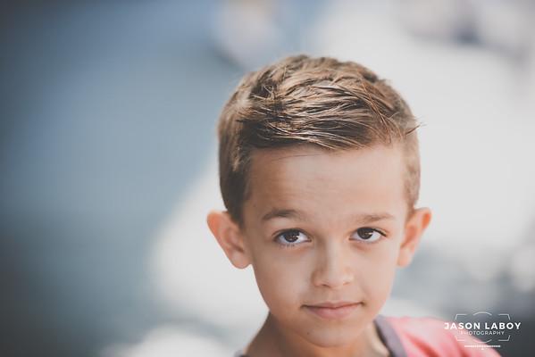 Daniel Summer Candid Street Portrait