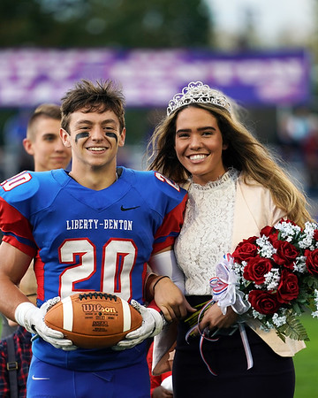 LB Crowning of Homecoming King & Queen (2019-10-11)