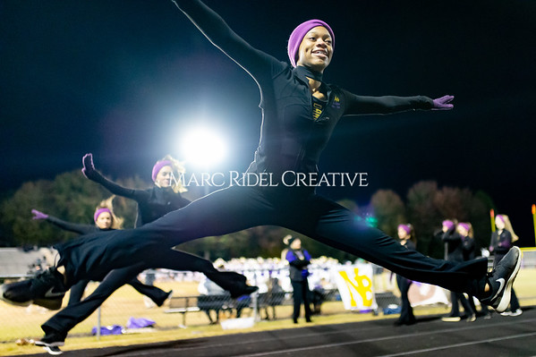 Broughton football vs Millbrook. Senior night. November 8, 2019. D4S_6966