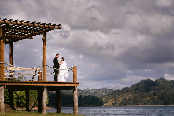 Rose&Joseph: Secrets on the Lake Wedding