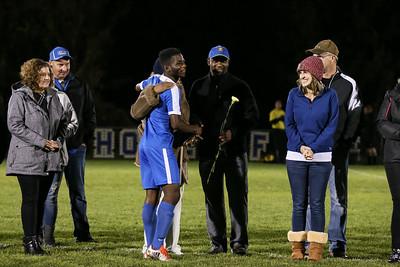 Boys Soccer vs Buffalo Varsity