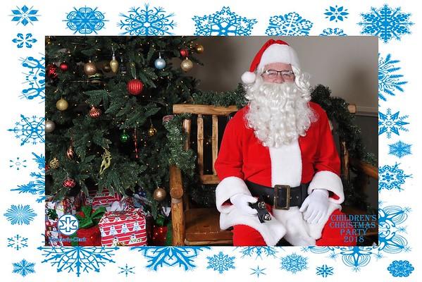 Kimberly Clark Children's Christmas Party 2018