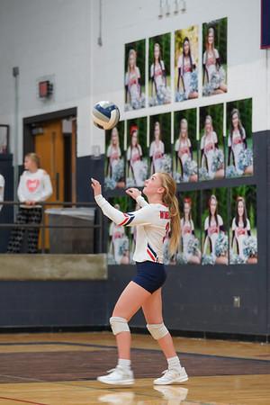9-18-18 WHS Varsity Volleyball vs