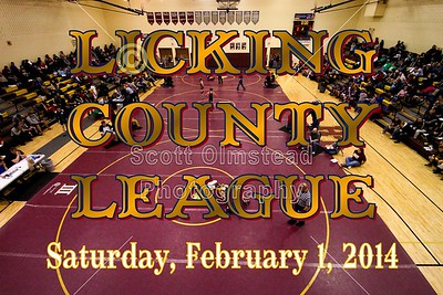 2014 Licking County League Championships (02-01-14)