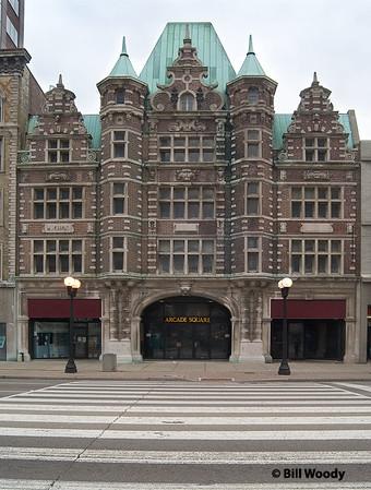 Downtown Dayton Arcade