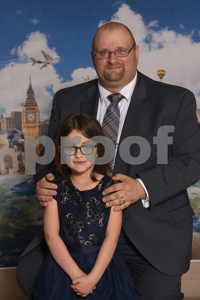 Oolagah 2019 Father Daughter Dance