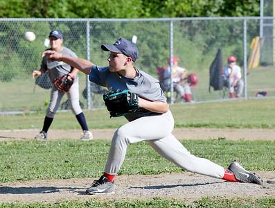 Major League county baseball tournament