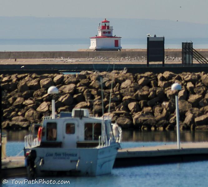 Port Colborne Outer Light