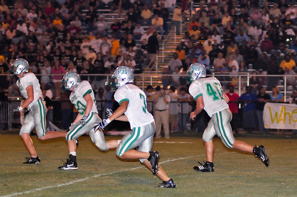 Hokes Bluff vs Cherokee County, Sept 11, 2009