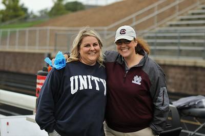 HCHS varsity vs Unity