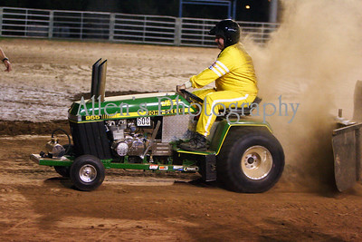 Oklahoma Garden Tractor Pulling Association