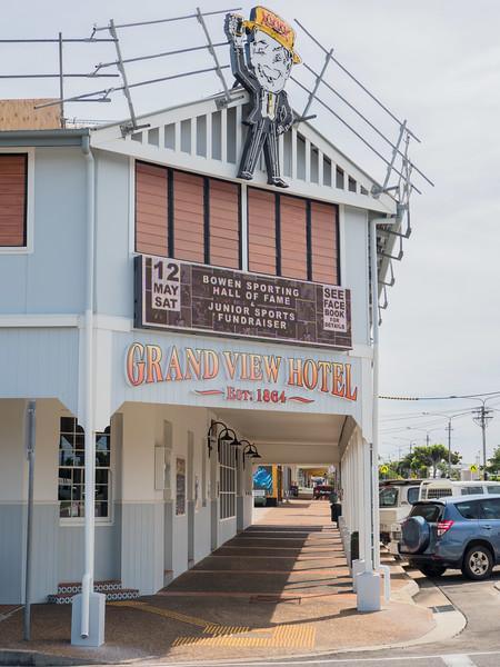 Grand View Hotel, Bowen