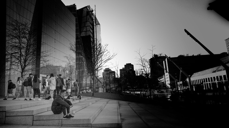 2018 Street Photography in Montreal