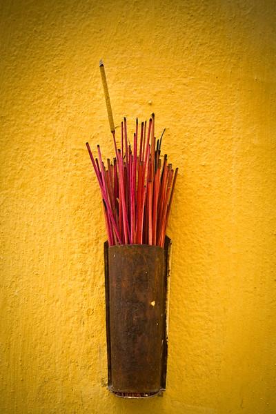 Incense, Hoi An