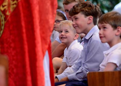 2016 Seton Opening Mass