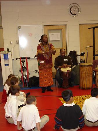 3V African Dance