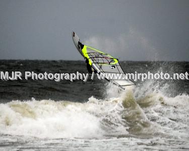 Wind Surfing, Gilgo Beach, NY, (9-1-06)