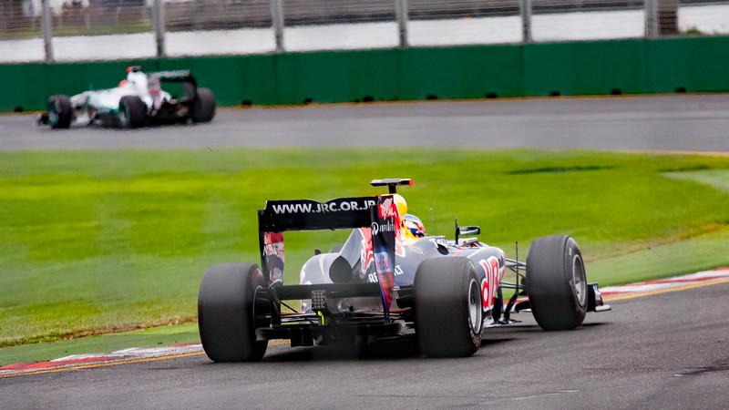 Formula 1 - Australian GP 2011