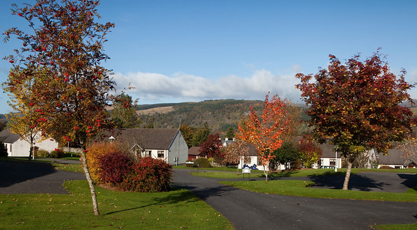 Scotland Self Catering Cottages Moness Aberfeldy