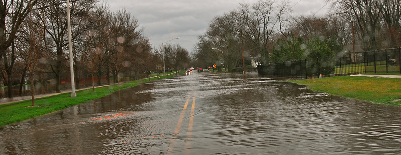Flood April, 2013